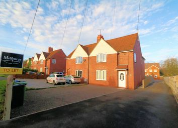 Thumbnail 3 bed semi-detached house to rent in Wotton Road, Charfield, Wotton-Under-Edge, Gloucestershire