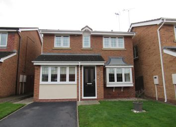 Thumbnail 3 bed property for sale in Kielder Close, Narborough, Leicester