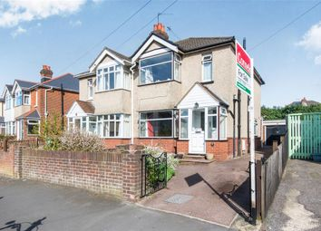 Thumbnail 3 bed semi-detached house for sale in Prince Of Wales Avenue, Southampton