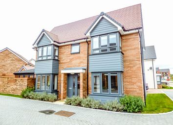Thumbnail 3 bed detached house for sale in Lomax Gardens, Wootton, Bedford