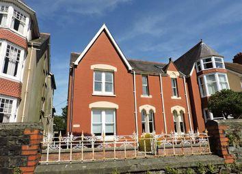 Thumbnail 5 bed semi-detached house for sale in Penllwyn Park, Carmarthen