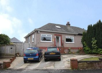 Thumbnail 2 bed bungalow for sale in Pentland Crescent, Paisley, Renfrewshire