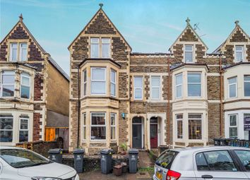 Thumbnail 2 bed flat for sale in Claude Road, Roath, Cardiff