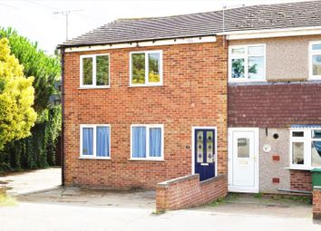 Thumbnail 1 bed flat for sale in Lower Crescent, Linford, Stanford-Le-Hope