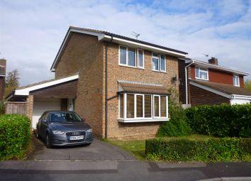 Thumbnail 3 bedroom detached house for sale in Halfway Close, Hilperton, Trowbridge