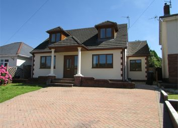 Thumbnail 4 bed detached house for sale in Dyffryn View, Bryncoch, Neath, West Glamorgan