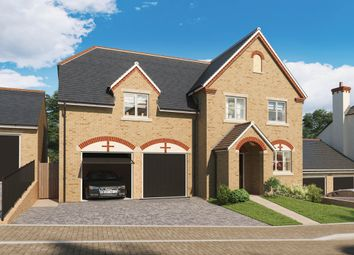 """Thumbnail 4 bed property for sale in """"The Chinnor"""" at Hitchin Road, Fairfield, Hitchin"""
