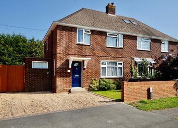 Wykeham Road, Netley Abbey, Southampton SO31. 3 bed semi-detached house