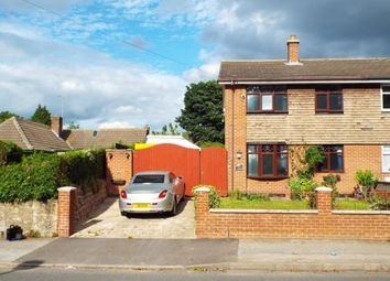 Thumbnail 3 bed semi-detached house for sale in Forest Road, Skegby, Nottingham