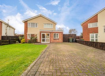 Thumbnail 4 bed detached house for sale in Nellive Park, St. Brides, Wentlooge