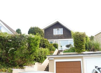 Thumbnail 4 bed detached house for sale in Crown Road, Llanfrechfa, Cwmbran