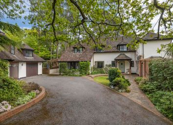 Thumbnail 5 bed detached house to rent in St. Marys Road, Ascot