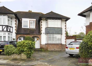 Thumbnail 3 bedroom property for sale in Yew Tree Close, London