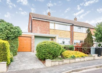 Thumbnail 3 bed semi-detached house for sale in Saltersford Road, Grantham