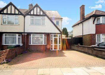 Thumbnail 4 bed end terrace house for sale in Oldfield Lane South, Greenford