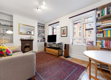 Thumbnail 3 bed flat for sale in Whites Square, Clapham, London