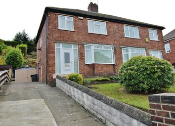 Thumbnail 3 bed semi-detached house for sale in Earl Marshal Road, Sheffield, South Yorkshire