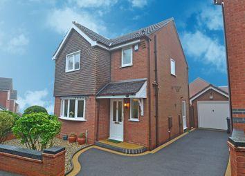 Thumbnail 3 bed detached house for sale in Eachway Lane, Rednal, Birmingham