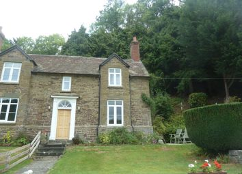 Thumbnail 1 bed farmhouse to rent in Glenburrell Farm Cottage, Horderley, Craven Arms