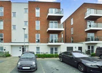 Thumbnail 1 bedroom flat for sale in Alcock Crescent, Crayford, Kent