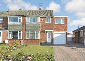 4 bed semi-detached house for sale in Tilmire Close, Fulford, York YO10