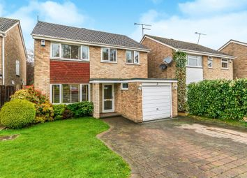 Thumbnail 4 bedroom detached house for sale in Trinity Close, Crawley