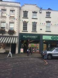 Thumbnail Retail premises to let in Market Street, Lichfield