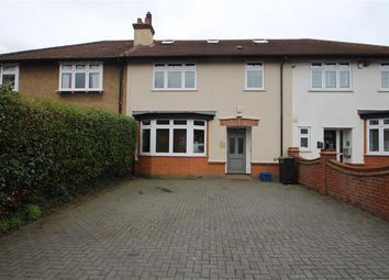 Thumbnail 4 bedroom terraced house for sale in Palmerston Road, Buckhurst Hill, Essex