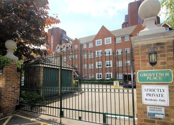 Thumbnail 2 bed flat for sale in Burleigh Gardens, Woking, Surrey