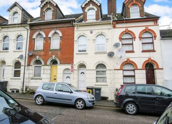 Thumbnail 2 bed flat for sale in Cardigan Street, Luton