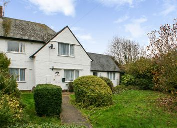 Thumbnail 4 bed semi-detached house for sale in Ramsey Road, Ramsey Forty Foot, Ramsey, Huntingdon