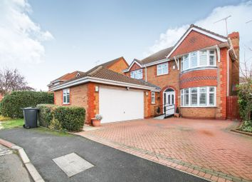 Thumbnail 4 bed detached house for sale in Swinderby Drive, Liverpool