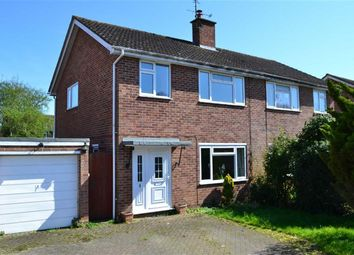3 bed semi-detached house for sale in Stapleton Close, Newbury, Berkshire RG14