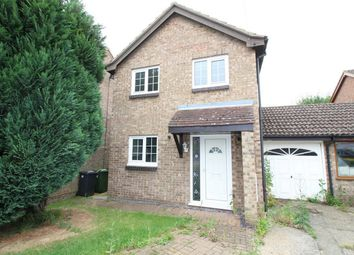 Thumbnail 3 bedroom detached house for sale in Wheatsheaf Road, Alconbury Weston, Huntingdon