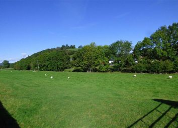 Thumbnail Land for sale in Dyffryn Foel, Llansantffraid