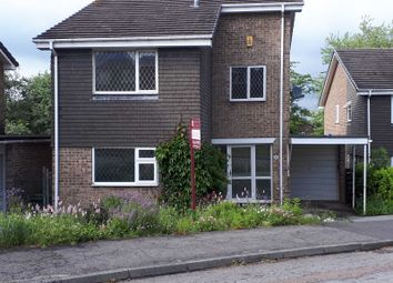 Thumbnail 4 bed detached house for sale in Eskdale Close, Dronfield Woodhouse, Derbyshire
