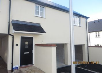 Thumbnail 2 bed flat to rent in Teign Fort Drive, Kingsteignton, Newton Abbot