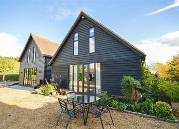 Thumbnail 3 bed barn conversion for sale in Fanhams Grange, Ware, Hertfordshire