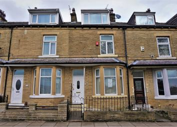 Thumbnail 4 bed terraced house to rent in Springroyd Terrace, Bradford