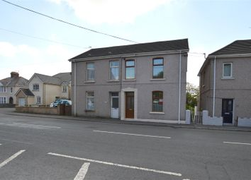 Thumbnail 2 bed semi-detached house for sale in Gwscwm Road, Burry Port