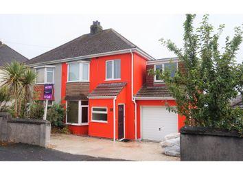 Thumbnail 5 bed detached house for sale in Longmeadow Road, Saltash