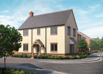 Thumbnail 3 bed detached house for sale in High Street, Silsoe, Bedfordshire