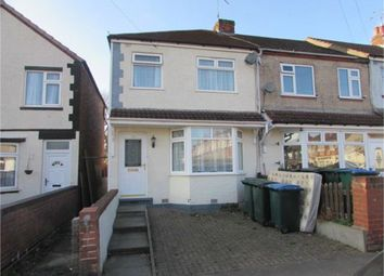 Thumbnail 3 bed semi-detached house to rent in Lauderdale Avenue, Coventry, West Midlands