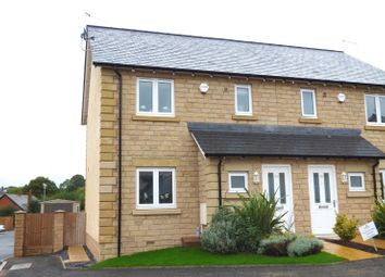 Thumbnail 3 bed semi-detached house for sale in Swallow Close, Bolton Le Sands, Carnforth