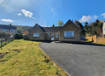 Thumbnail 3 bed detached bungalow for sale in The Hill, Cromford, Matlock