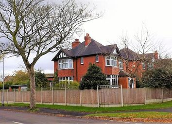 Thumbnail 3 bed detached house for sale in Sneyd Avenue, The Westlands, Newcastle Under Lyme.