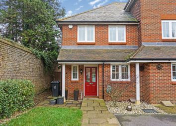 Thumbnail 3 bed semi-detached house for sale in College Gardens, Westgate-On-Sea