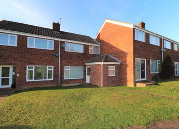 Thumbnail 3 bed terraced house for sale in Clopton Gardens, Hadleigh, Ipswich, Suffolk