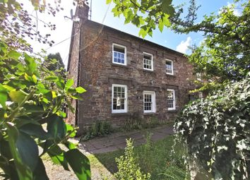 Thumbnail 3 bed semi-detached house for sale in James Street, Llangynidr, Crickhowell