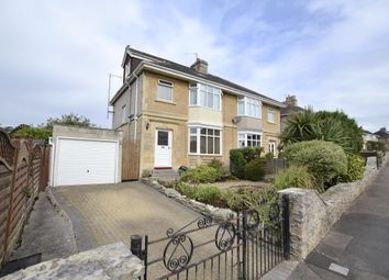 Thumbnail 4 bed semi-detached house for sale in East Lea Road, Bath